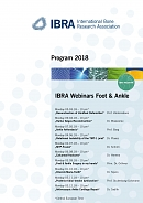 IBRA Foot & Ankle Webinars available for download