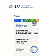 8th International  Orthognathic Surgery Forum - Overview 1