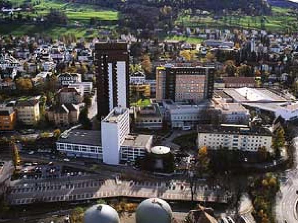 Kantonsspital st
