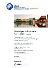 SFAS-Symposium 2019 - Overview 1