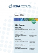 IBRA webinar overview for 2019 available