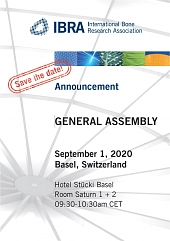 IBRA General Assembly