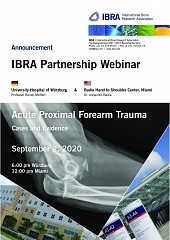 Acute Proximal Forearm Trauma - Cases and Evidence - Overview 1